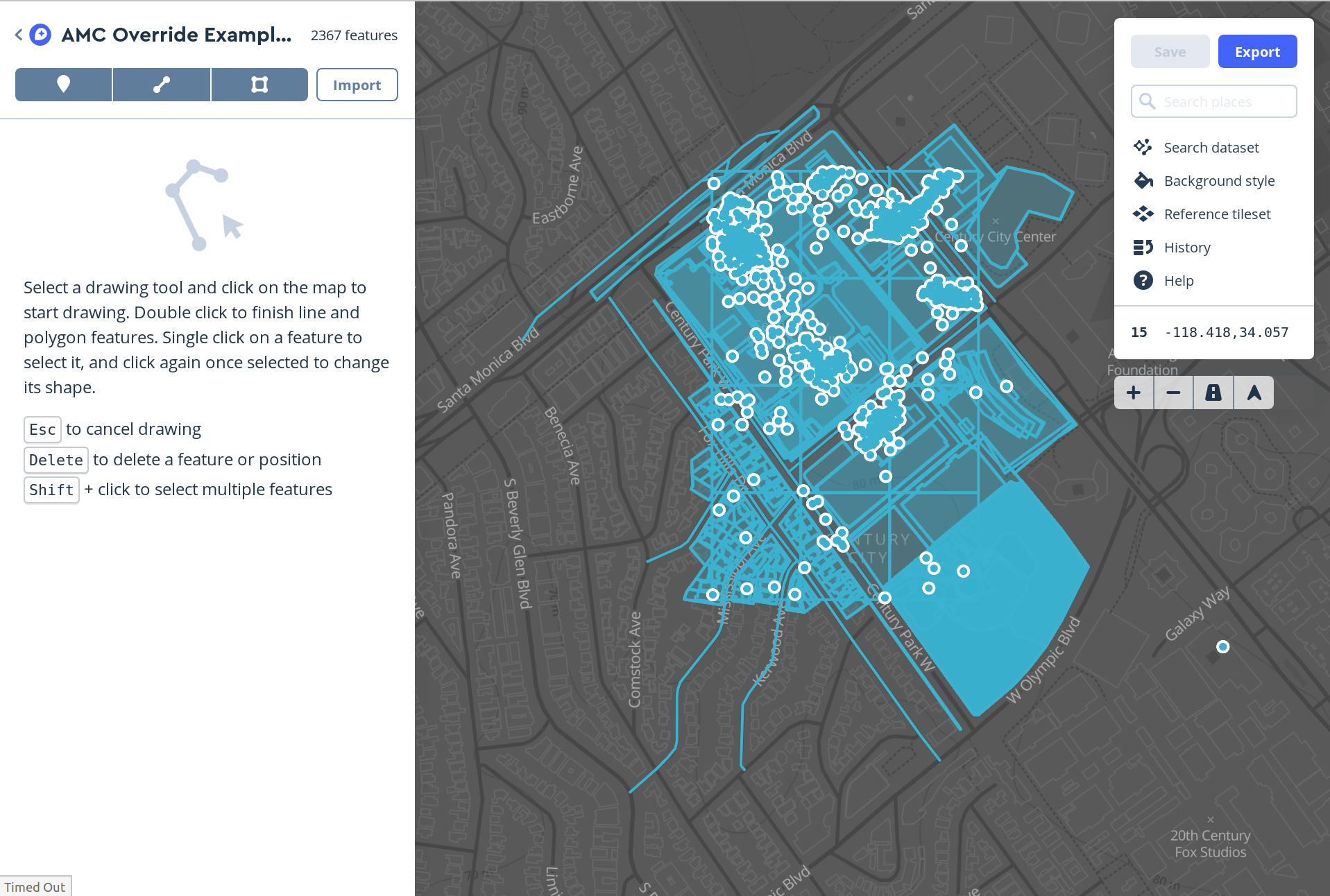 Put a Map On It: Tools for Visualizing Geo Data · Horace